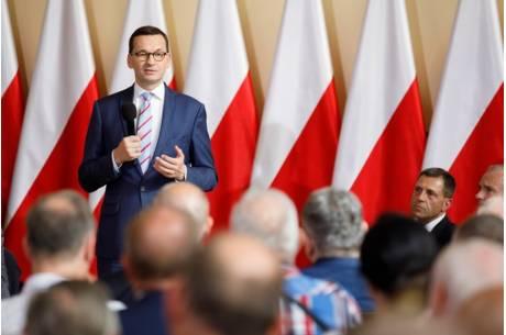 21.10.2018 Polacy zdecydują, kto będzie rządził w samorządach Fot: Kancelaria Premiera
