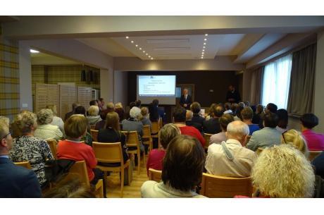 Spotkanie przedwyborcze KWW Akcja Samorządowa AS / fot. MSZ