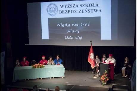 II uroczysta inauguracja roku akademickiego  w Skoczowie / fot. R Raszka