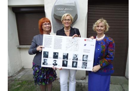 Szlak Tolerancji w nowej odsłonie / fot. Stowarzyszenie Klub Kobiet Kreatywnych