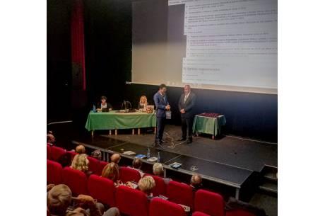 fot. KR, Rajmund Dedio i Mirosław Sitko