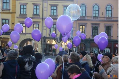 Światowy Dzień Wcześniaka w Cieszynie / fot. MSZ
