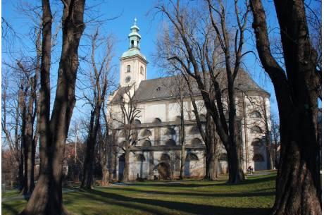 Kościół Jezusowy w Cieszynie. Fot: Stanisław Konopka