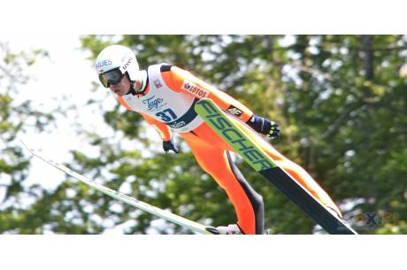Klemens Murańka był najlepszy, spośród Polaków, w pierwszym konkursie, fot. BK