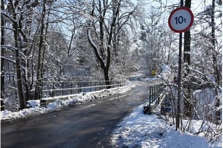 Most w Puńcowie przy ul. Kojowickiej. Fot: mat.pras.