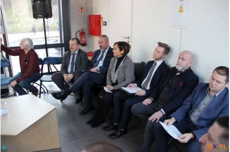 Debata na temat komunikacji / fot. MSZ