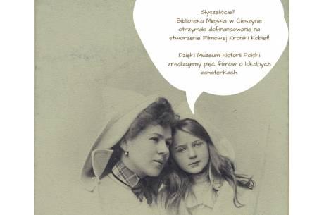 Zdjęcie ze strony Biblioteki Miejskiej w Cieszynie
