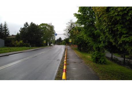 Przejście przy szkole w Zebrzydowicach / fot.arc. ox.pl