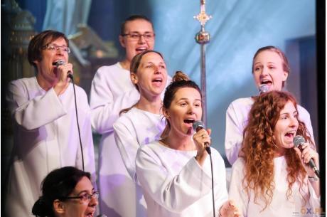 Zdjęcie wykonane podczas Musica Sacra 2018 / fot. B. Kukucz