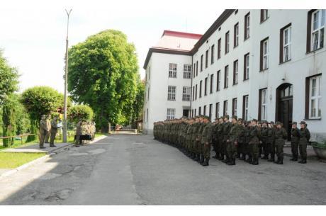 W 2015 roku koszary opuściła Straż Graniczna / fot. arc.ox.pl