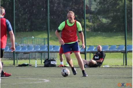 Oldboye wygrały pierwszy mecz w tegorocznej edycji Goleszowskiej Ligi Szóstek, fot. AP