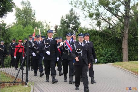 95 lat OSP Cieszyn-Krasna / fot. MSZ