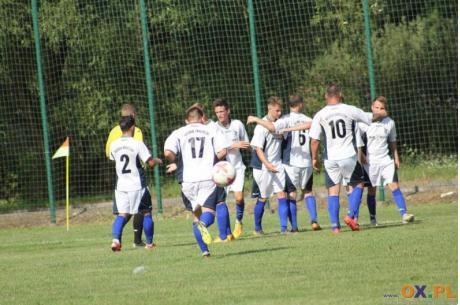Rezerwa Beskidu Skoczów pokonała Kończyce Małe, 2:0, fot. PL