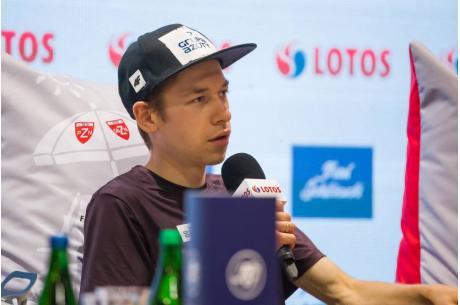 Aleksander Zniszczoł, fot. Bartłomiej Kukucz