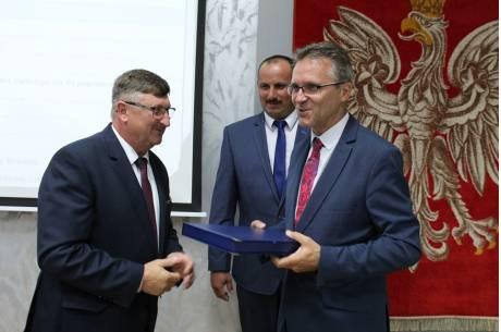 Jerzy Pilch, Seweryn Greń, Marcin Janasik / źródło: facebook.com/pilch.jerzy