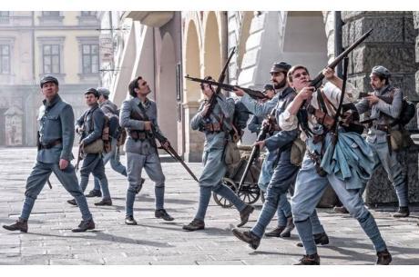 Autor: Materiały prasowe Kino Świat Legiony - zdjęcia z filmu Dariusza Gajewskiego