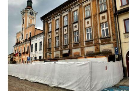 Prace budowlane ruszyły / fot. KR/ox.pl