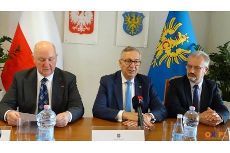 Biuro paszportowe w Cieszynie w 2020 roku / fot. KT