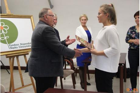 Wręczono stypendia macierzowe, nagrody specjalne oraz stypendium artystyczne/ fot. MSZ