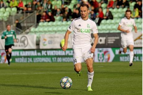 Piłkarze MFK Karviny nie mogą zdobyć bramki już od 457 minut, fot. facebook.com/mfkkarvina