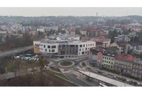 Otwarcie Cinema City w galerii handlowej Stela w Cieszynie zaplanowano w najbliższy piątek (22.11) / fot. arc.ox.pl