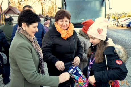 Zbiórka WOŚP w Pogórzu / fot. Piotr Górecki/ox.pl
