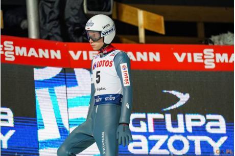 W Willingen, o pierwsze pucharowe punkty w tym sezonie, powalczy m.in. Aleksander Zniszczoł, fot. Bartłomiej Kukucz