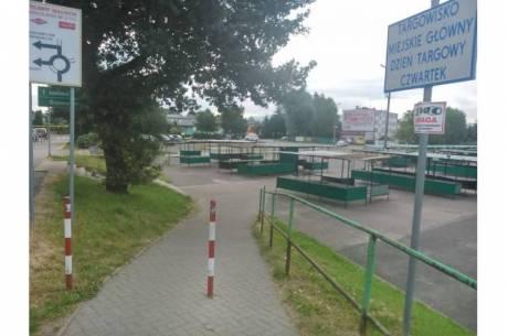 Targowiska miejskie zostają zamknięte fot. ARC OX.Pl