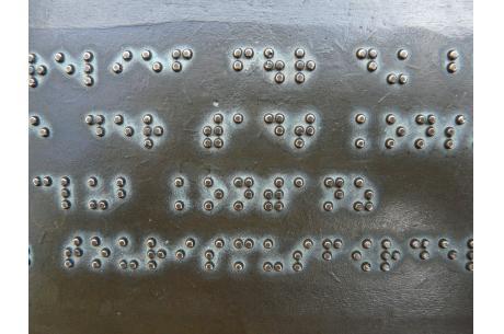 Alfabet Braille