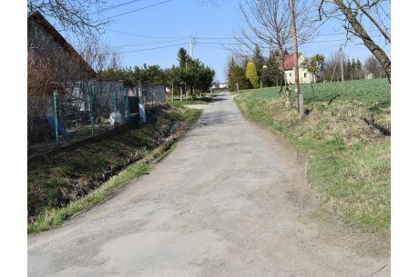 ul. Polna w Goleszowie. Fot: UG Goleszów