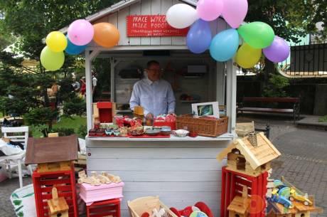 Piknik Rodzinny w Parku Pokoju / fot. MSZ