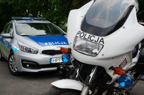 Fot: Rafał Domagała/ arc. KPP w Cieszynie