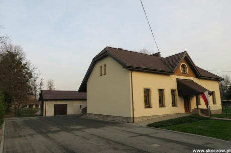 Nowy parking przy przedszkolu w Kiczycach. Fot: UM Skoczów