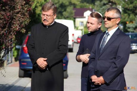 Podczas uroczystości w Ustroniu nie zabrakło modlitwy ekumenicznej / fot. MSZ