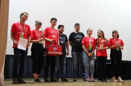 Ratownicze Mistrzostwa Polski - nagrody dla szkół / fot. MSZ