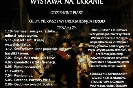 oficjalny plakat wydarzenia