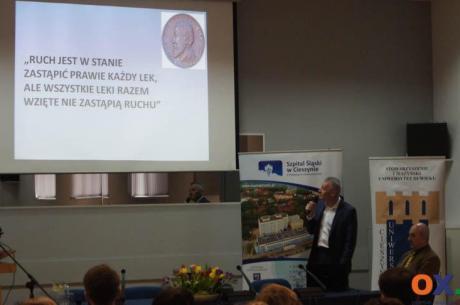 pierwsza edycja konferencji/ fot. jŚ