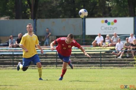 Tomasz Szyper (po prawej) zmienił barwy klubowe i w rundzie wiosennej będzie występował w Puńcowie, fot. AP