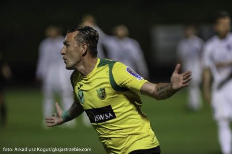 Kamil Adamek, fot. Arkadiusz Kogut/jastrzebie.com