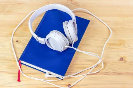 Audiobook. Fot: pixabay.com