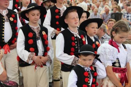 Fotografia z ubiegłorocznego Tygodnia Kultury Beskidzkiej. Fot. MSZ/ox.pl