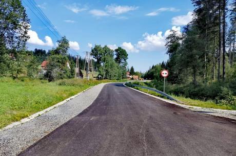 Fotografia z 11.08. Fot. UG Istebna