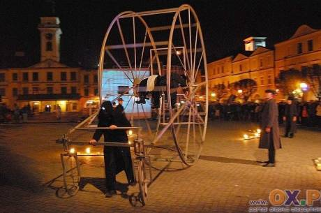 Niestety w tym roku cieszyńska publiczność nie będzie mogła podziwiać festiwalowych wydarzeń. fot. ARC