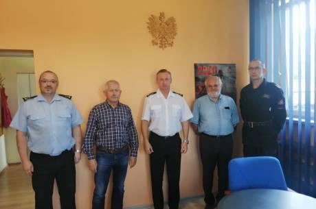 Podpisanie umowy na kolejne etapy robót/ fot. mat.pras.