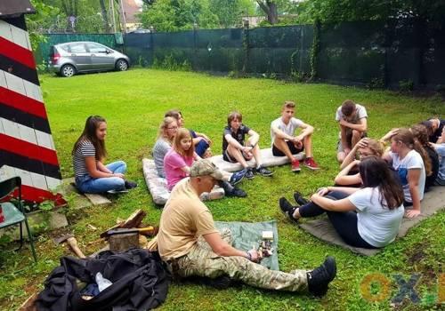 Szkolenie w Garnizonie