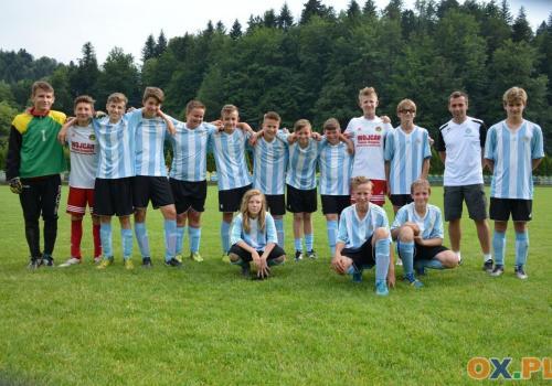 Trampkarze LKS Pogórze mistrzem Ligi Wojewódzkiej Podokręgu Skoczów