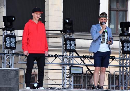 """Święto Trzech Braci  Cieszyn -  17.06.2018  Fragmenty musicalu """"Zwycięzcy"""""""