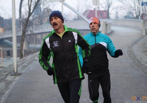 Andrzej Łukasiak po lewej, arch. ox.pl