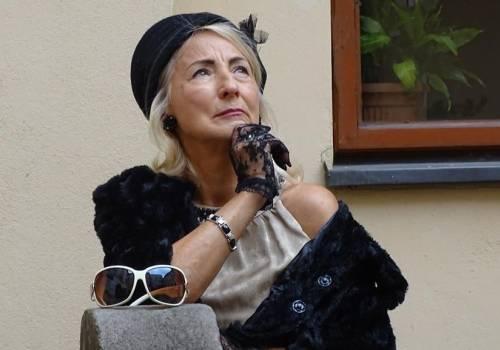 """Modelka Majka - projekt """"Kobiece piękno w różnych dekadach życia"""""""