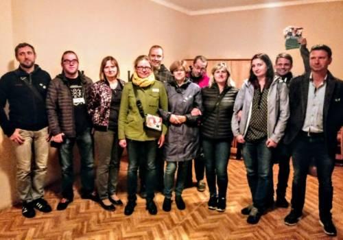 """Kandydaci KWW """"Siła"""", fot. K. Rojowski"""